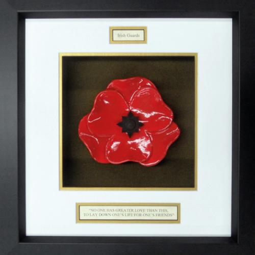 Poppy Frames UK | Bespoke Poppy Framing From Liaisons Gallery